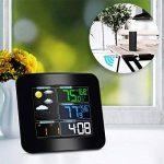 Station Météo, iLifeSmart TS-75 Hygrometre sans Fil Thermometre Humidite Intérieur Extérieur avec LCD Ecran Grand (Thermometre Humidite) de la marque iLifeSmart image 3 produit