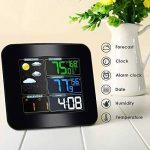 Station Météo, iLifeSmart TS-75 Hygrometre sans Fil Thermometre Humidite Intérieur Extérieur avec LCD Ecran Grand (Thermometre Humidite) de la marque iLifeSmart image 1 produit