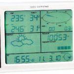 station météo pluviomètre anémomètre TOP 0 image 3 produit