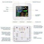station météo sans fil 3 capteurs TOP 0 image 1 produit