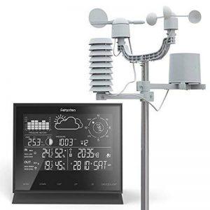 station météo sans fil avec vitesse du vent TOP 10 image 0 produit