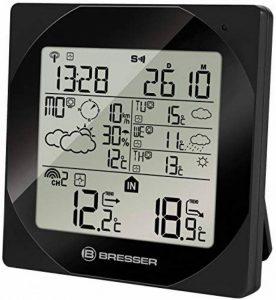 Station météo sans fil Bresser 4CAST NGB (4 jours) - noire de la marque Bresser image 0 produit