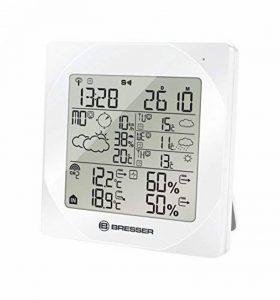 Station météo sans fil Bresser 4CAST NGW (4 jours) - blanche de la marque Bresser image 0 produit