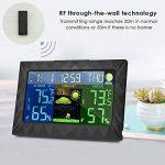 Station Météo sans fil, iLifeSmart Digital Thermomètre Hygromètre avec Capteur Intérieur/Extérieur, Thermomètre d'humiditépour Maison / Cuisine / Bureau de la marque iLifeSmart image 3 produit