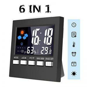 station météo simple TOP 14 image 0 produit