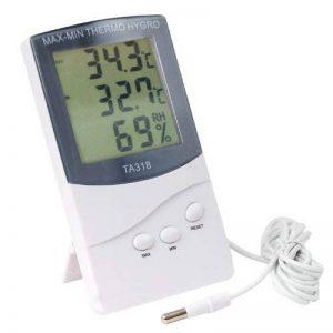 station température intérieur TOP 0 image 0 produit