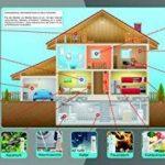 Technoline 10410 Station météo avec connexion au système de surveillance de maison Mobile Alerts de la marque Technoline image 3 produit