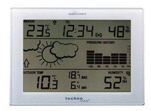 Technoline 10410 Station météo avec connexion au système de surveillance de maison Mobile Alerts de la marque Technoline image 0 produit