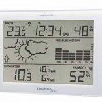 Technoline Mobile alerts Station météo avec Gateway, blanc, Ma 10006 de la marque Technoline image 2 produit