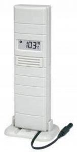 Technoline TX25 Capteur extérieur avec sonde thermomètre de bassin piscine émetteur (blanc) de la marque Technoline image 0 produit
