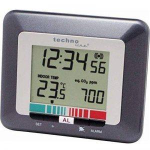 Technoline WL 1005 -Station météo, couleur argent et gris de la marque Technoline image 0 produit