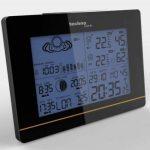 Technoline WS 6750 Station Météo avec Horloge Noir de la marque Technoline image 3 produit