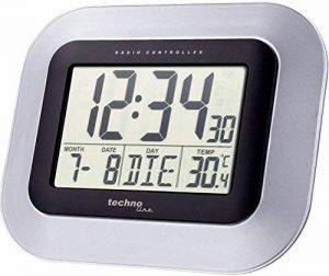Technoline WS 8005 Horloge radio-pilotée Argent/noir de la marque Technoline image 0 produit