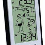 Technoline WS 9632-IT Station météo avec prévisions, argent avec batteries de la marque Technoline image 1 produit