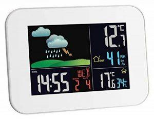TFA 35.1136.02 Primavera - Station météo barométrique radio de la marque TFA-Dostmann image 0 produit