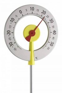 "TFA Dostmann 12.2055.07 ""Lollipop"" / Thermomètre de jardin design de la marque TFA-Dostmann image 0 produit"