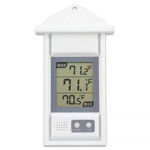 TFA Dostmann 30.1039 / Thermomètre électronique d'extérieur de la marque TFA-Dostmann image 0 produit