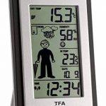 TFA Dostmann 35.1084/Station météo radio pilotée de la marque TFA-Dostmann image 2 produit