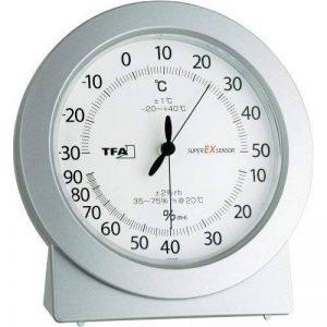 TFA Dostmann 45.2020 / Thermo-Hygromètre de précision de la marque TFA-Dostmann image 0 produit