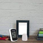 thermomètre électronique intérieur extérieur sans fil TOP 1 image 2 produit