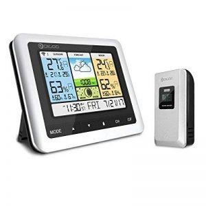 thermomètre électronique intérieur extérieur sans fil TOP 4 image 0 produit