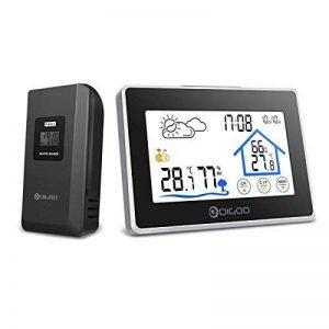 thermomètre baromètre design TOP 11 image 0 produit