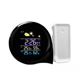 thermomètre baromètre design TOP 12 image 0 produit