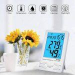 thermomètre baromètre digital TOP 11 image 4 produit
