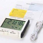 thermomètre baromètre digital TOP 14 image 3 produit