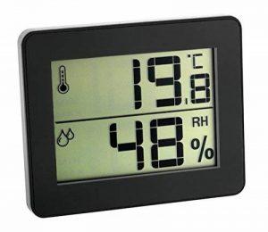thermomètre baromètre digital TOP 2 image 0 produit