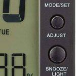 thermomètre baromètre digital TOP 4 image 2 produit