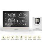 thermomètre baromètre mural TOP 12 image 1 produit
