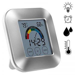 thermomètre baromètre mural TOP 13 image 0 produit