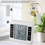 thermomètre extérieur avec sonde sans fil TOP 11 image 4 produit