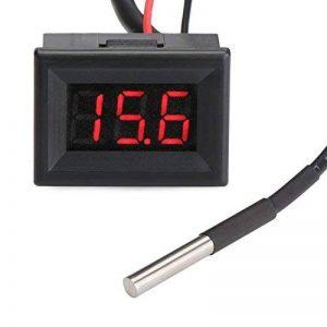 thermomètre extérieur avec sonde sans fil TOP 12 image 0 produit