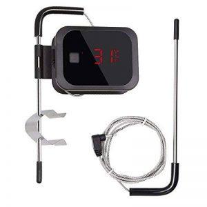 thermomètre extérieur avec sonde sans fil TOP 2 image 0 produit