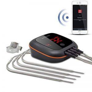 thermomètre extérieur avec sonde sans fil TOP 8 image 0 produit