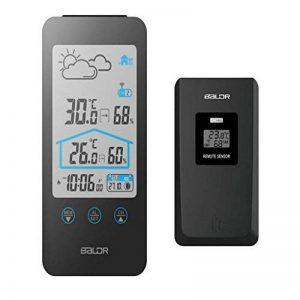 thermomètre extérieur avec sonde sans fil TOP 9 image 0 produit