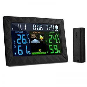thermomètre extérieur professionnel TOP 13 image 0 produit