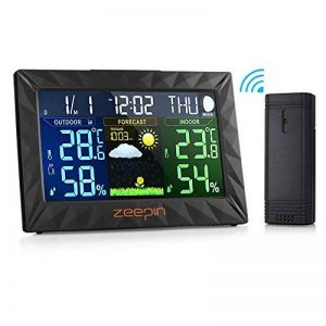 thermomètre extérieur professionnel TOP 14 image 0 produit