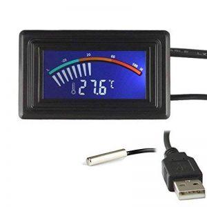 thermomètre extérieur professionnel TOP 2 image 0 produit