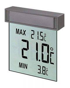 thermomètre extérieur sans fil TOP 0 image 0 produit