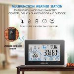 thermomètre hygromètre intérieur extérieur sans fil TOP 10 image 1 produit