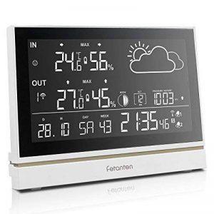 thermomètre hygromètre intérieur extérieur sans fil TOP 12 image 0 produit