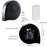 thermomètre hygromètre intérieur extérieur sans fil TOP 4 image 1 produit