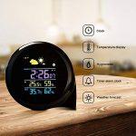 thermomètre hygromètre intérieur extérieur sans fil TOP 4 image 2 produit