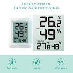 thermomètre hygromètre intérieur extérieur sans fil TOP 7 image 2 produit