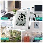 thermomètre hygromètre intérieur extérieur sans fil TOP 7 image 4 produit