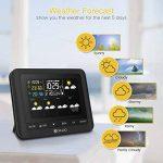 thermomètre hygromètre intérieur extérieur sans fil TOP 8 image 1 produit