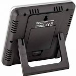 Thermomètre Hygromètre sans fil TFA 30.3054 Klima-Monitor + 3 capteurs (Argent) de la marque TFA-Dostmann image 1 produit